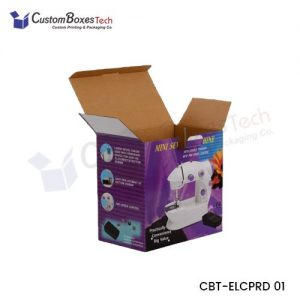 Custom Electronic Parts Packaging