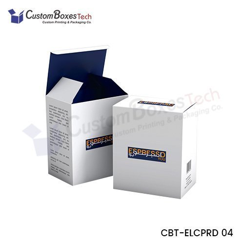Custom Small Folding Packaging Boxes