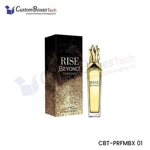 Custom Perfume Boxes Wholesale