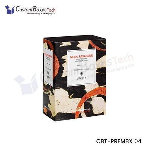 Custom Perfume Packaging Boxes