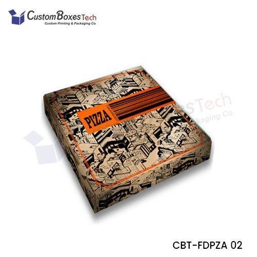 Custom Pizza Packaging