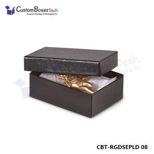 Custom Separate Lid & Bottom Rigid Boxes