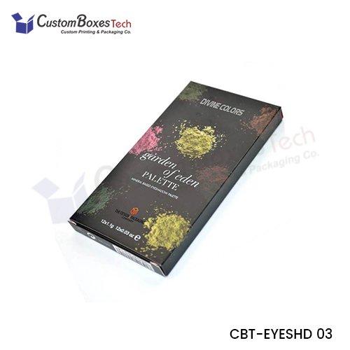 Custom Eye Shadow Packaging Boxes Wholesale