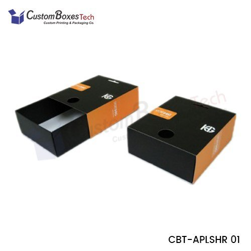 Custom Apparel Two Piece Packaging Boxes