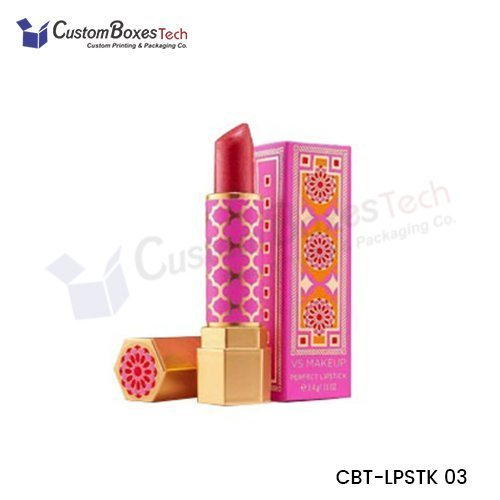 Custom Lipstick Packaging Wholesale