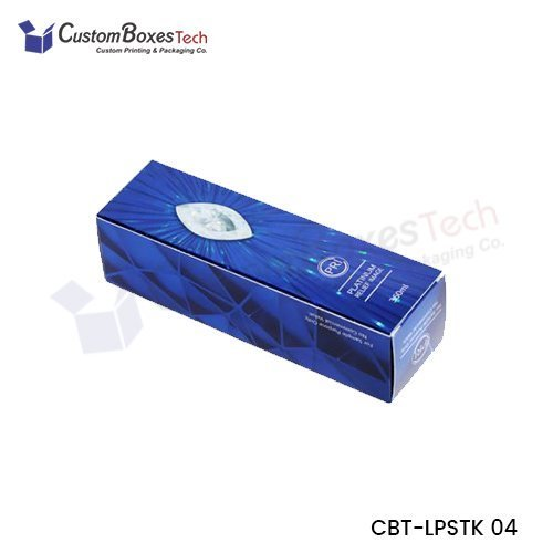 Custom Lipstick Boxes Wholesale