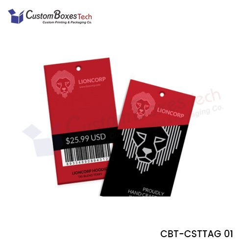 Custom Paper Tags wholesale