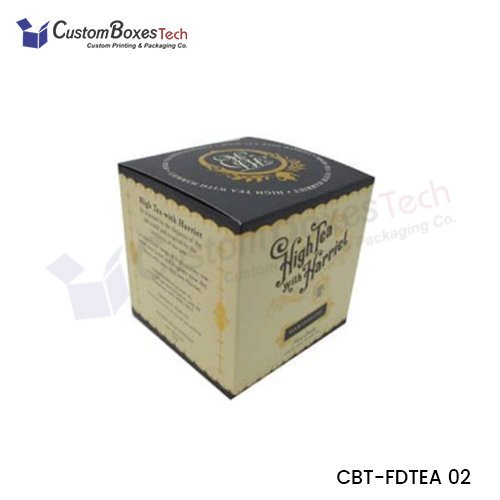 Custom Tea Packaging