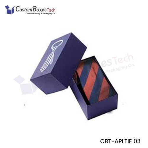 Custom Tie Packaging Wholesale