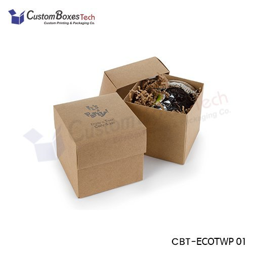 Custom Eco Friendly Two Piece Packaging