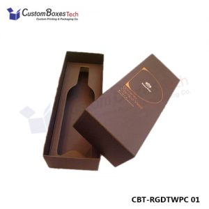 Custom Luxury Two Piece Packaging Boxes