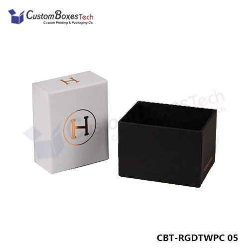 Custom Eco Friendly Two Piece Packaging Boxes